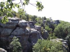 Garden of the Gods/ Shawnee Forest
