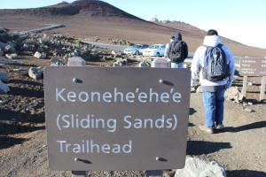 Hike Haleakala