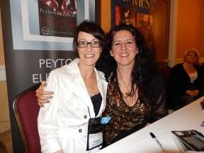 Peyton Elizabeth (on the left)