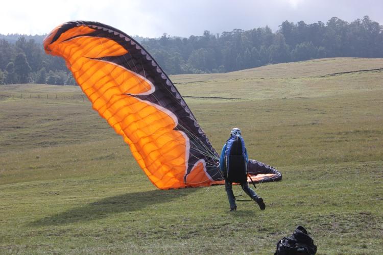 A Landing