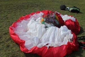 My parachute