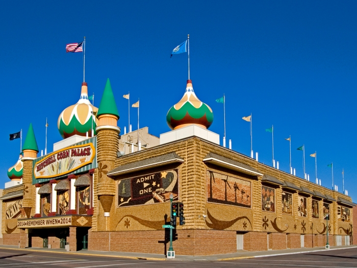 Courtesy of Corn Palace Visitors Center