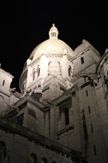 La Basilique du Sacre' Coeur