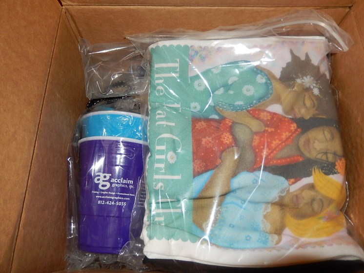 A new package of goodies!
