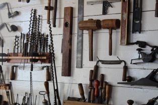 Tools for upkeep